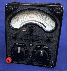 AVO Meter 8MKII Universal Multimeter AVO Meter 8MKII Strumenti
