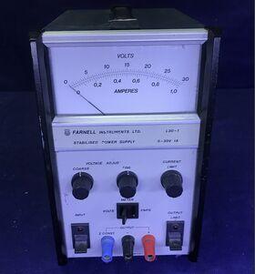 FARNEL L30-1 Stabilised Power Supply FARNEL L30-1 Strumenti