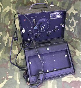 BC-221 Frequenzimetro BC-221 Accessori per apparati radio Militari