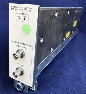 HP 70902A Modulo IF Section HP 70902A Accessori per strumentazione