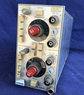 TEKTRONIX 5A26 Cassetto Oscilloscopio TEKTRONIX 5A26 Accessori per strumentazione