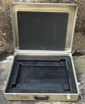 HP25 Valigia HP in vetroresina per trasporto strumentazione elettronica Accessori per strumentazione