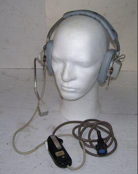 AMPLIVOX -ASTROLITE Cuffia con Microfono e PTT AMPLIVOX -ASTROLITE Apparati radio