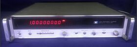 HP 5341A FrequencyCounter HP 5341A Strumenti